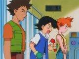 Покемон 1 сезон 14 серия — Electric Shock Showdown (Обмен молниями)